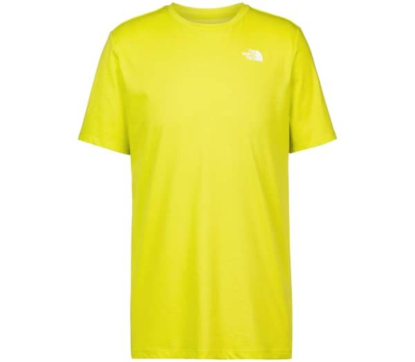 THE NORTH FACE New Basic Left Chest Men T-Shirt - 1