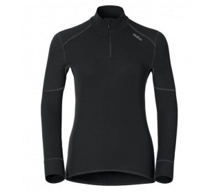 ODLO X Warm Longsleeve Turtle Neck 1/2 Zip Damen Funktionshemd