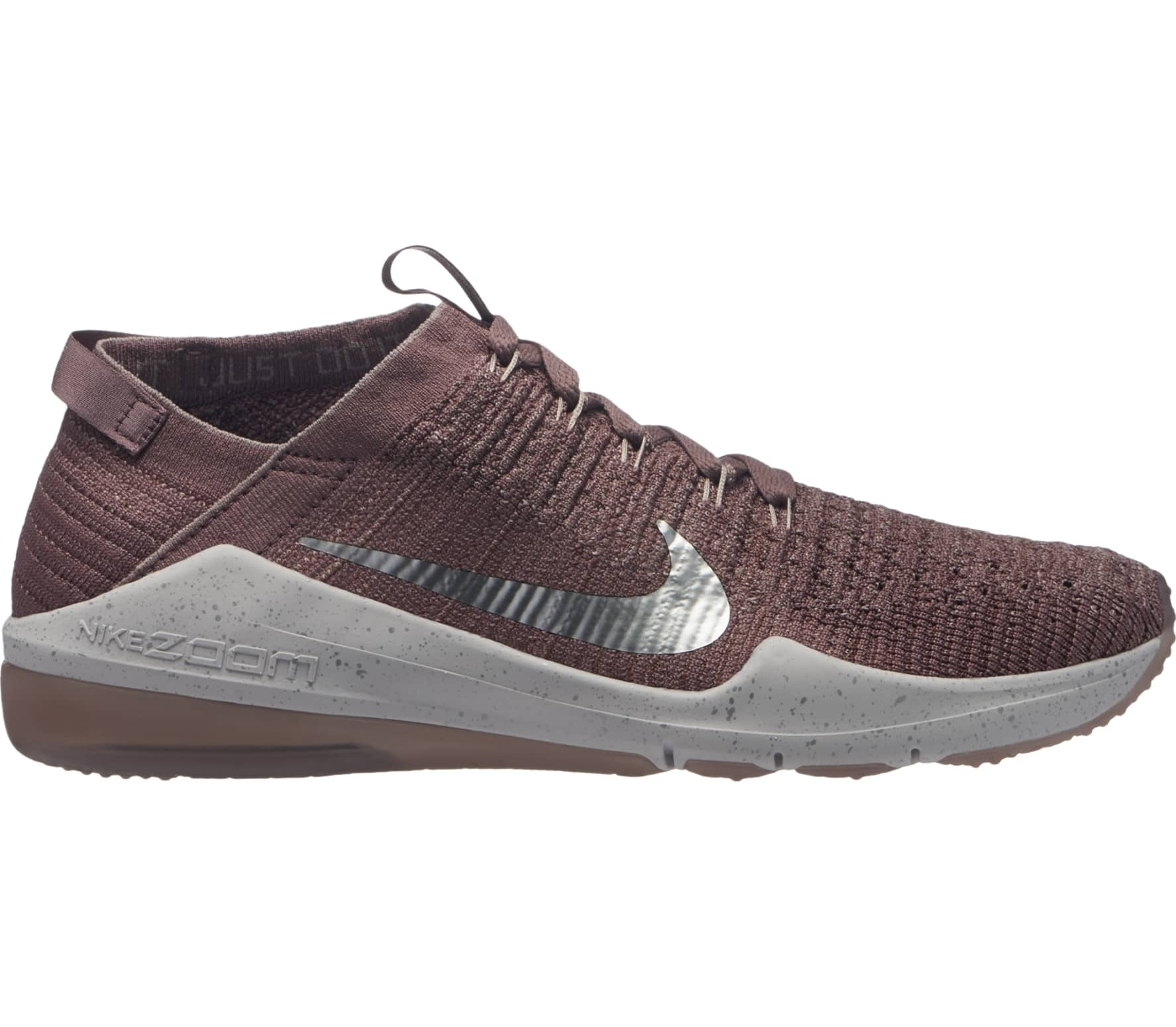 Nike - Air Zoom Fearless Flyknit 2 LM women s training shoes (brown ... 99b8d6b9251
