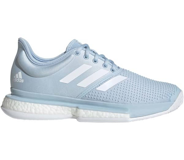 ADIDAS SoleCourt Primeblue Women Tennis Shoes - 1