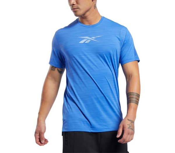 REEBOK TS ActivChill Graphic Move Q1 Men Training Top - 1