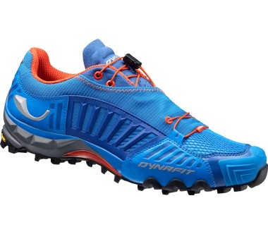 Dynafit - Feline SL men's trail running shoes (blue-red)