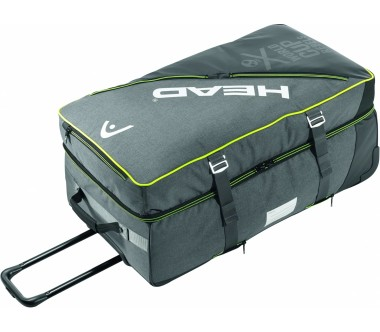 Head - Rebels travel bag (dark grey/grey)