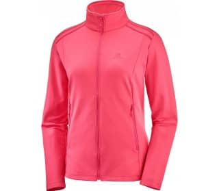 Salomon Discovery Fz Damen Fleecejacke