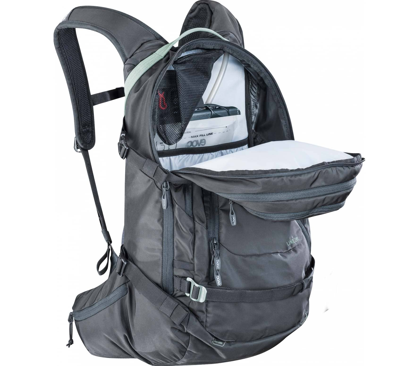 EVOC - Line 28l touring backpack (black)