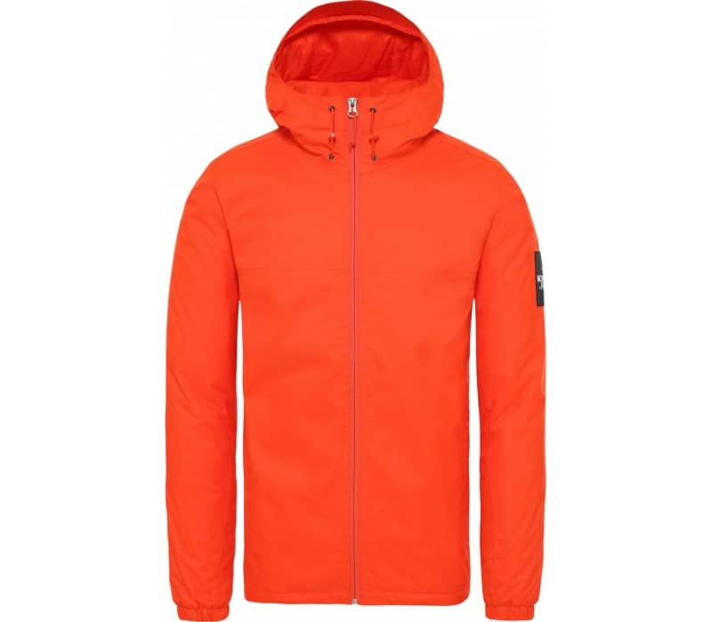 Mountain Q Insulated 'Retro Tech' Herren Jacke
