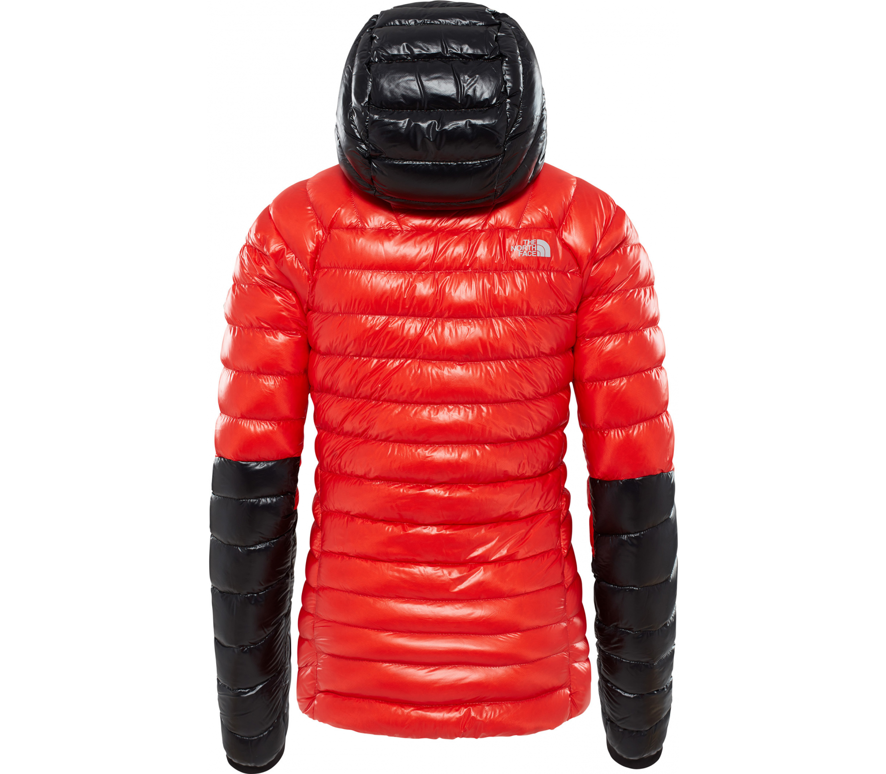 The North Face Summit L3 Women S Down Jacket Red Black Buy It