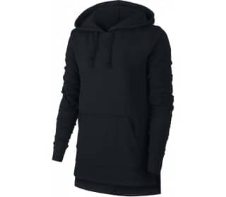 Nike Black Dames Sweatshirt