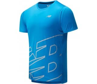 New Balance MT93181 Men Running Top