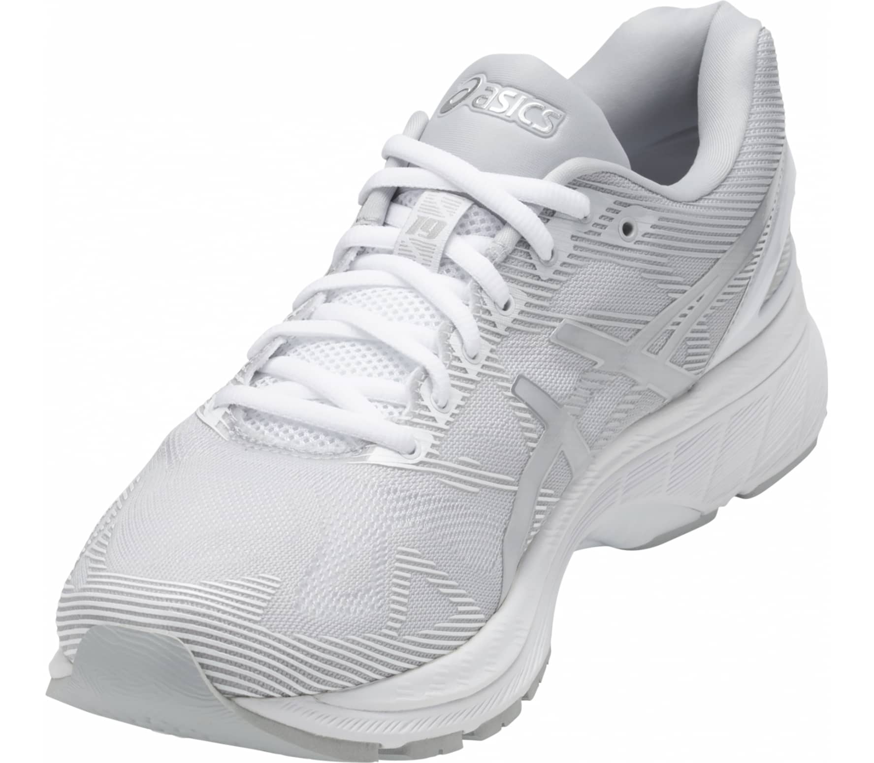 ASICS Gel Nimbus 19 Men white