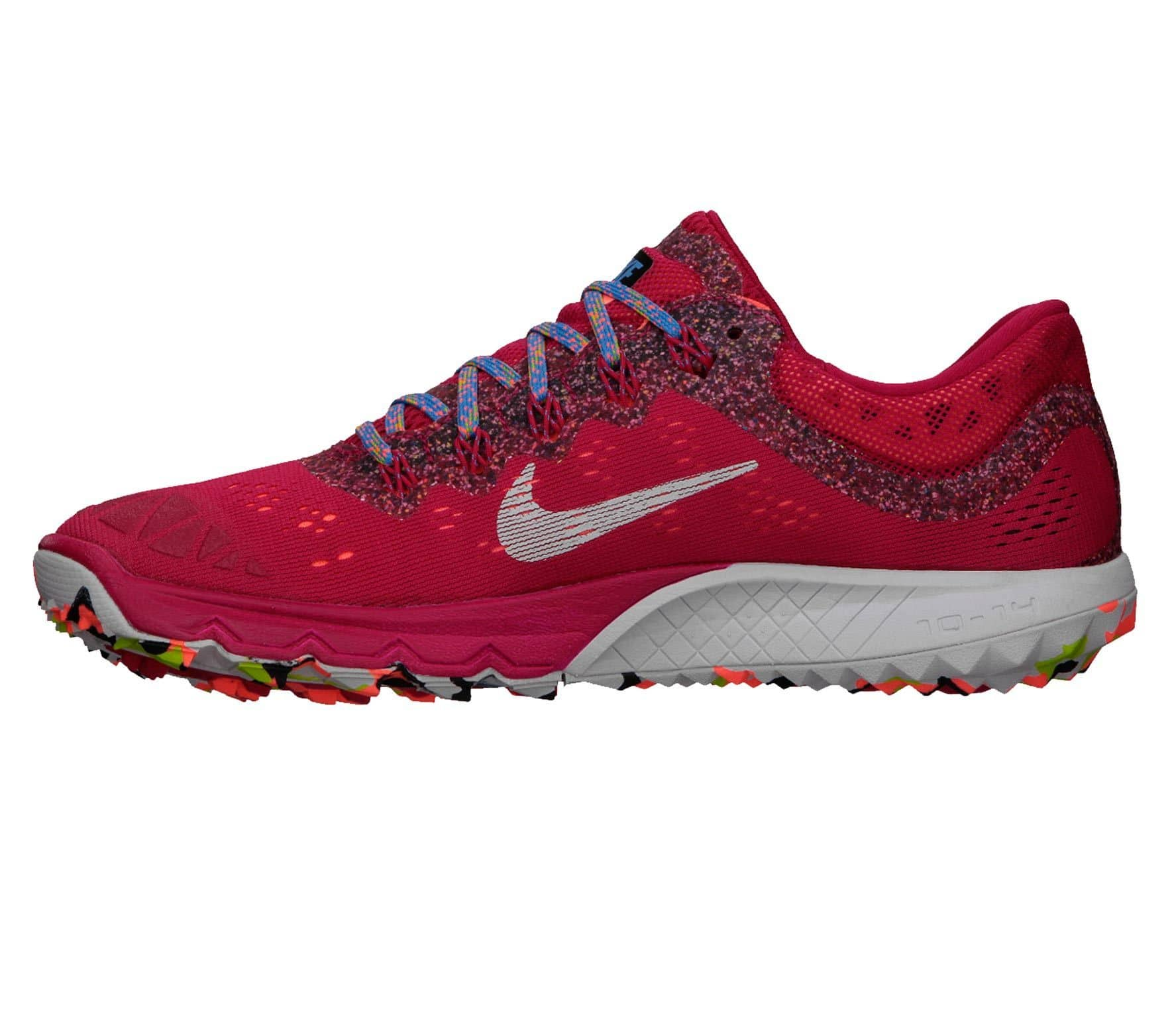the best attitude 778db e6f48 ... get nike zoom terra kiger 2 womens running shoes pink df057 52876