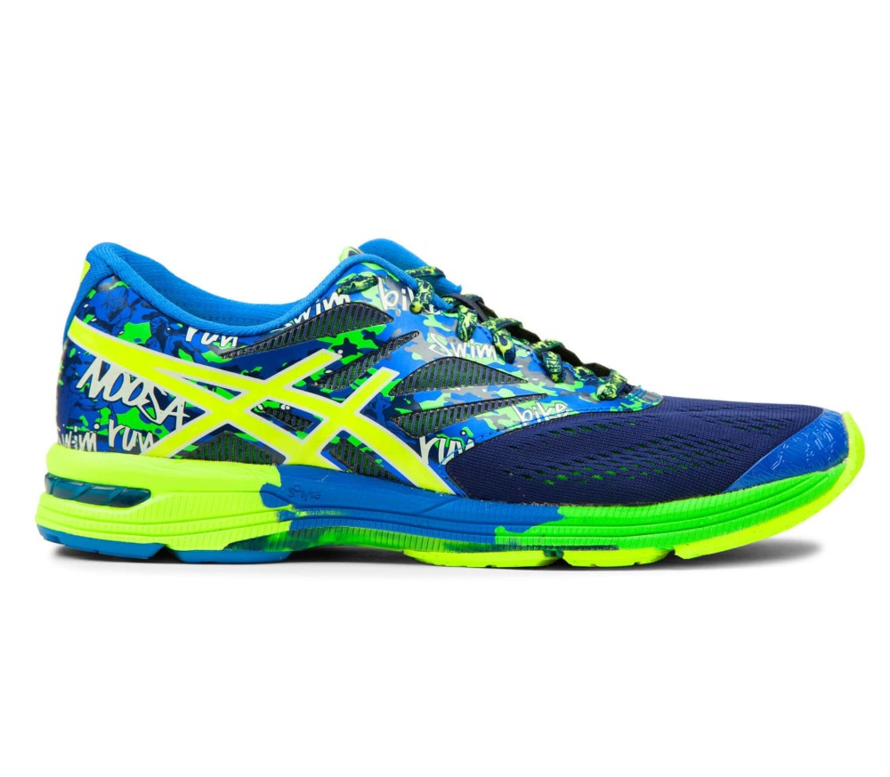 online store 59eff 66142 Asics - Gel Noosa Tri 10 men s running shoes (dark blue green)