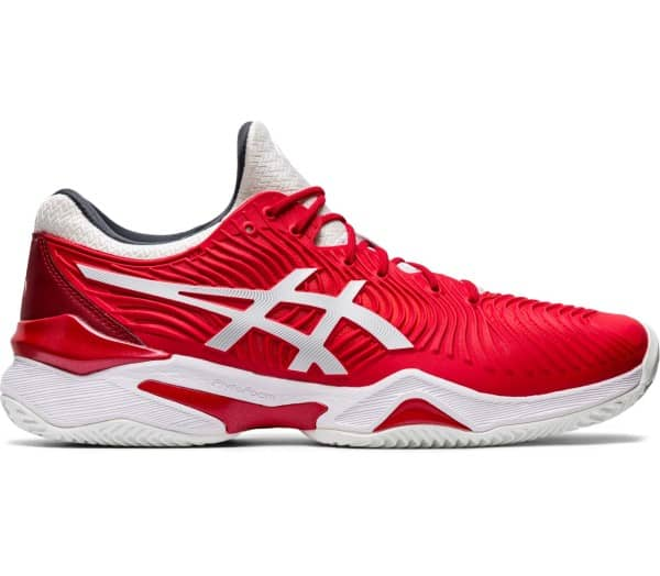 ASICS COURT FF NOVAK CLAY Mænd Tennissko - 1