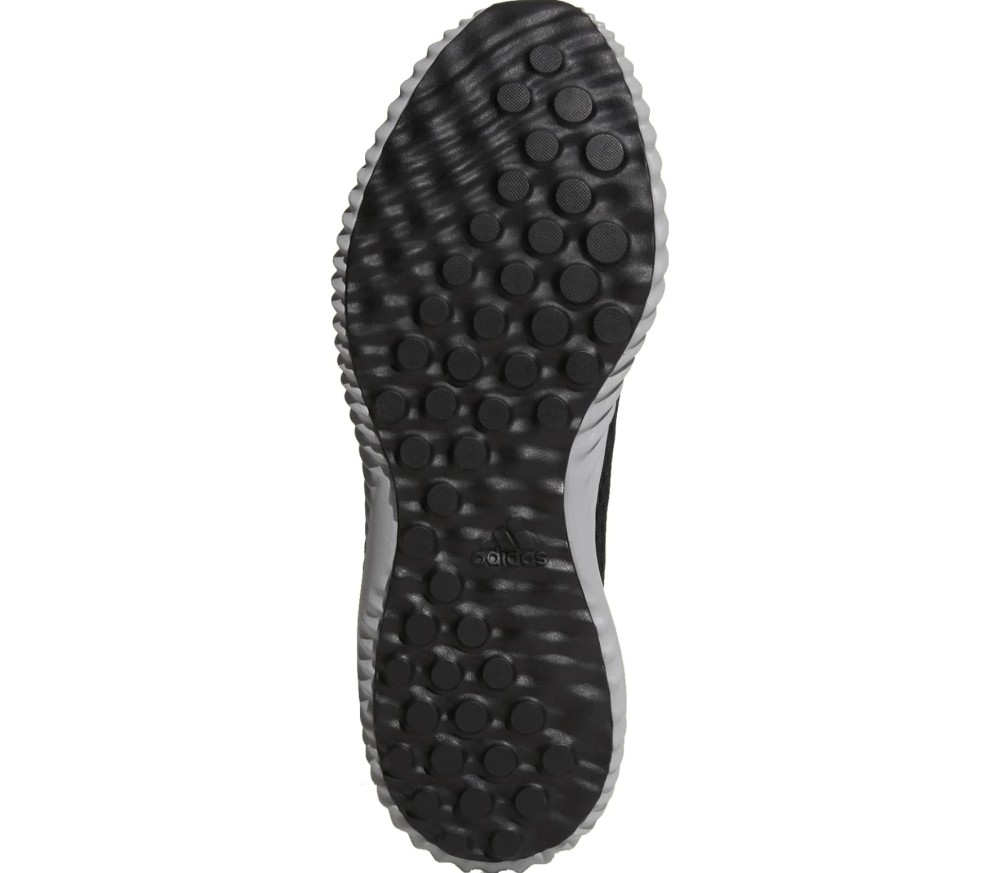 341c5c5c100fb Adidas - Alphabounce Em men s running shoes (black white) Køb online ...