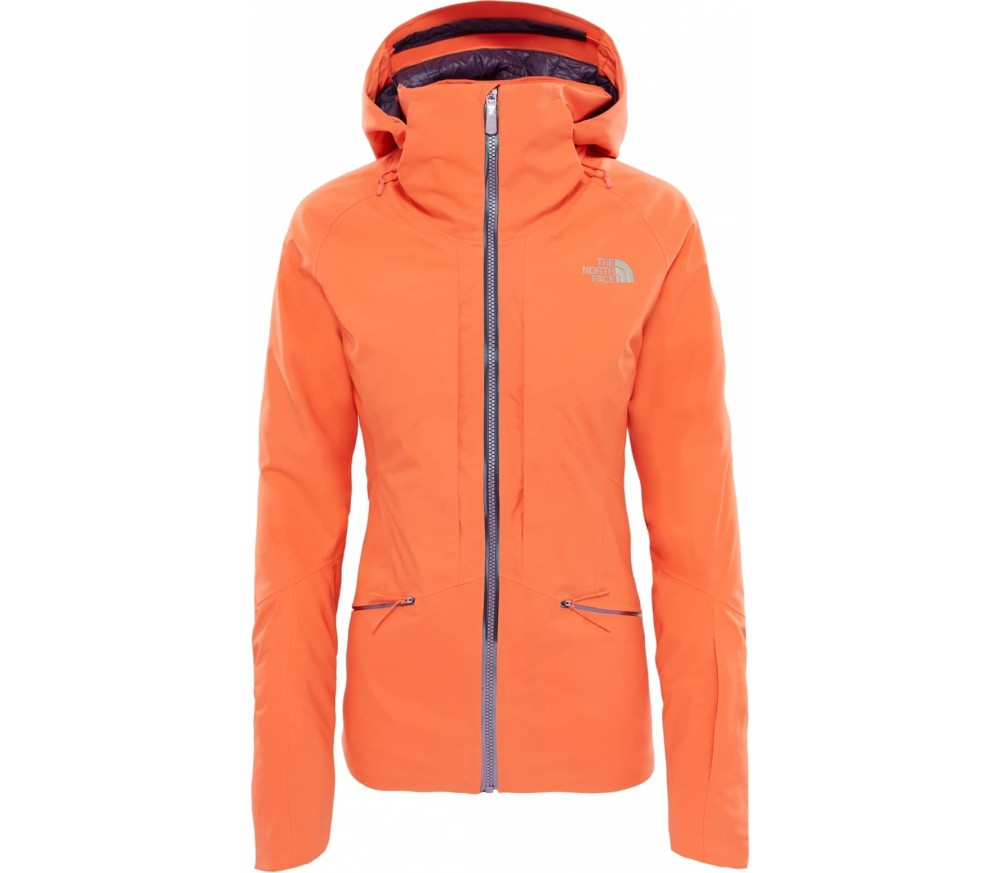 02d806e04e56 The North Face - Anonym women s skis jacket (orange) - buy it at the ...