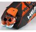 Head Radical 12R Monstercombi Tennistasche Unisex