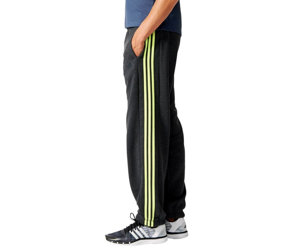 adidas Essentials 3S fleece CH men's training pants Herren
