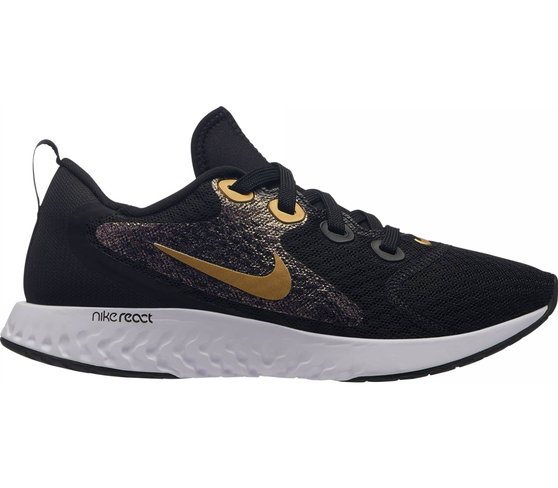 Nike - Legend React Shield Children running shoes (black