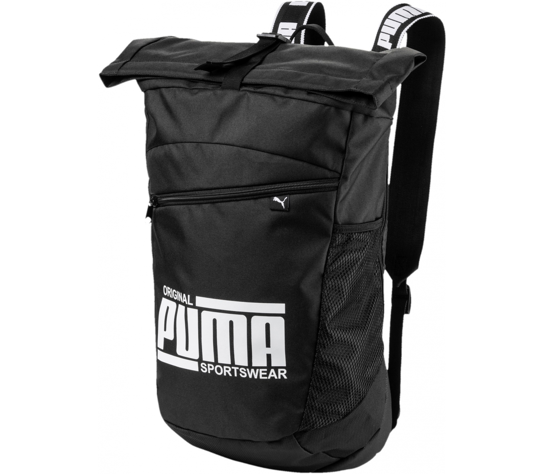 Puma - Sole Backpack Trainingsrucksack (schwarz)