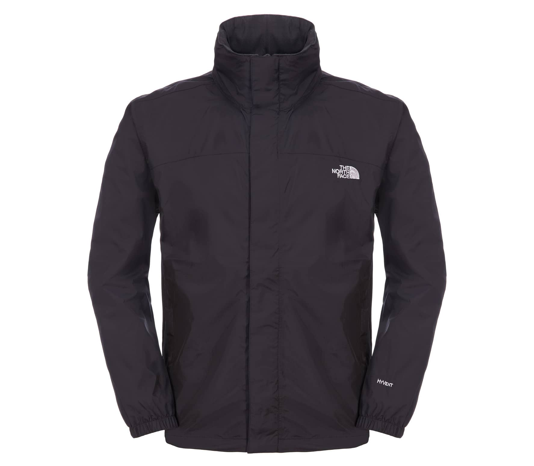 the north face resolve herren regenjacke schwarz im online shop von keller sports kaufen. Black Bedroom Furniture Sets. Home Design Ideas