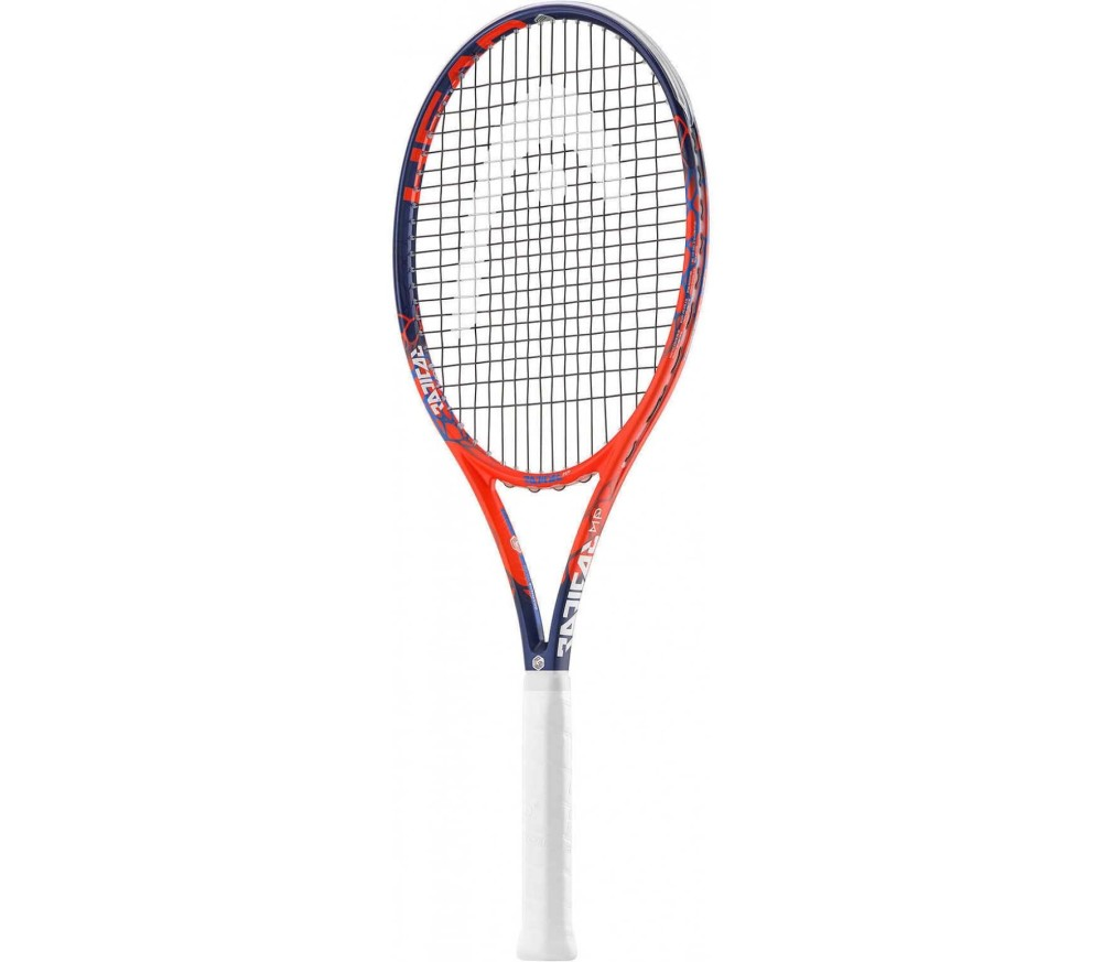 Head Graphene Touch Radical MP Unisex Raqueta de tenis (encordada) rojo