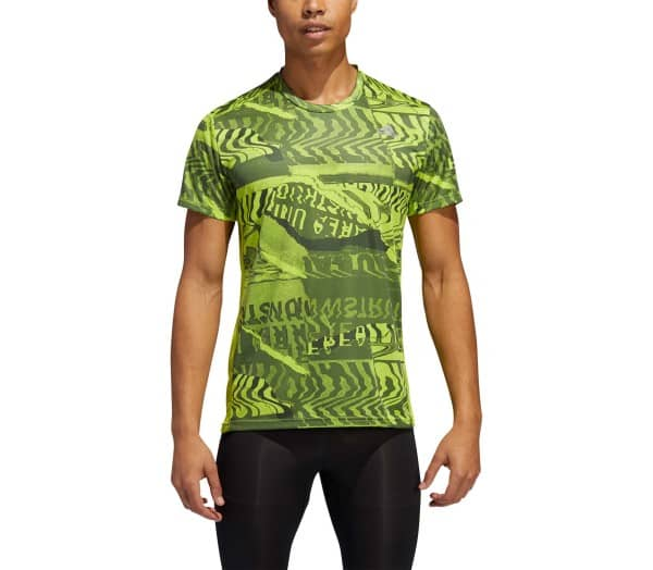 ADIDAS Own The Run Herren Laufshirt - 1