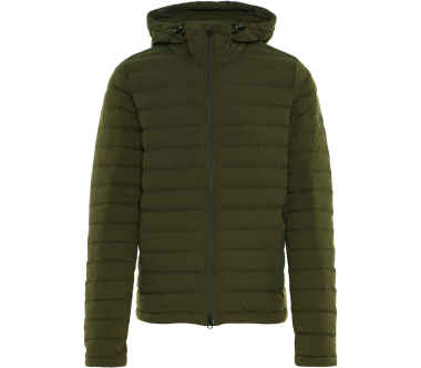 J.Lindeberg - Ease Hooded Liner Down men's down jacket (green)