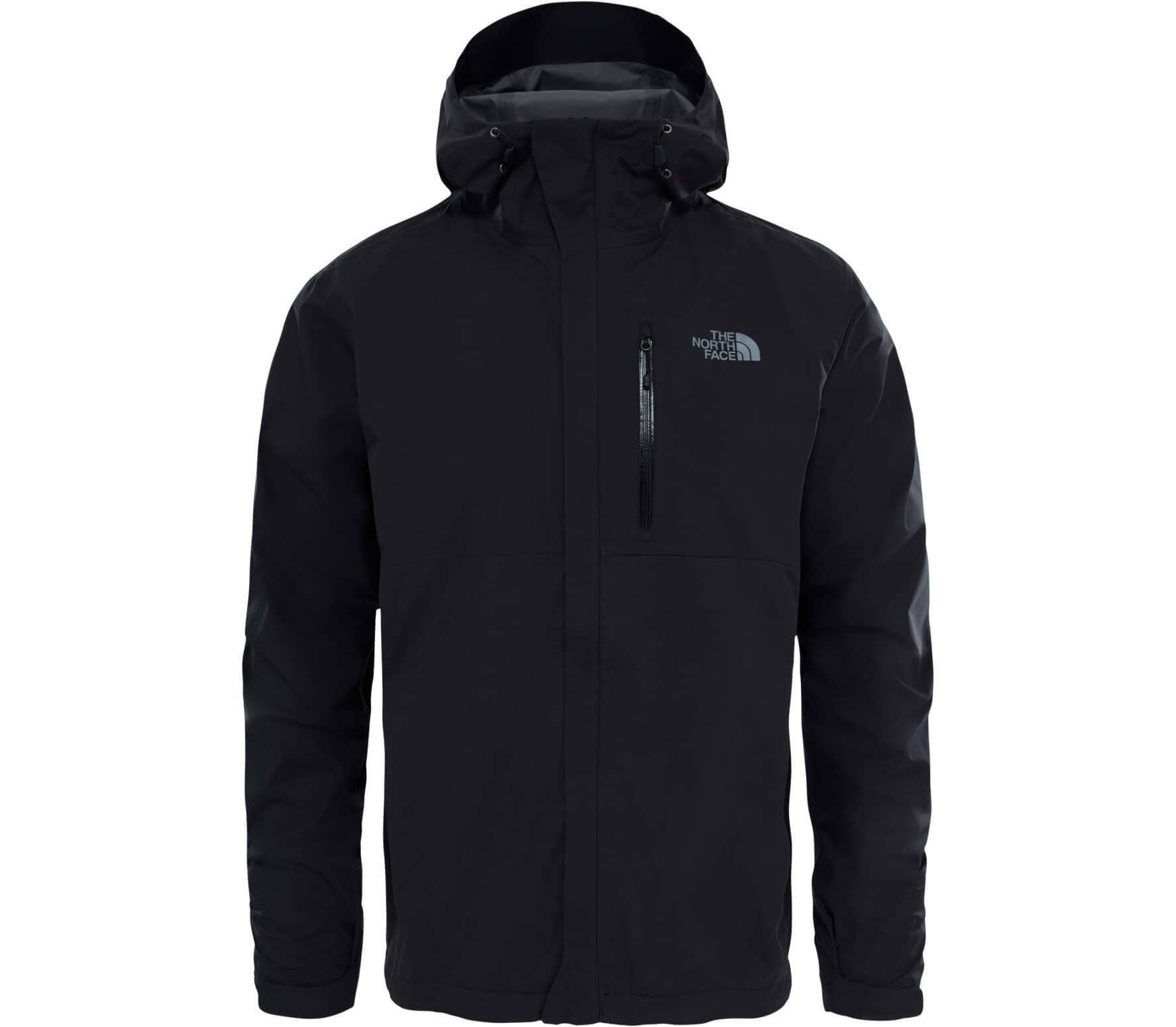 ff08bb8a8b6 The North Face Dryzzle Mænd sort Køb online hos Keller Sports