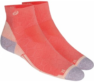 ASICS Road Quarter Running Socks