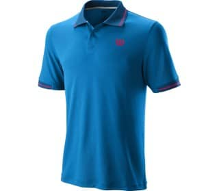 Star Tipped Polo Herren Tennispoloshirt