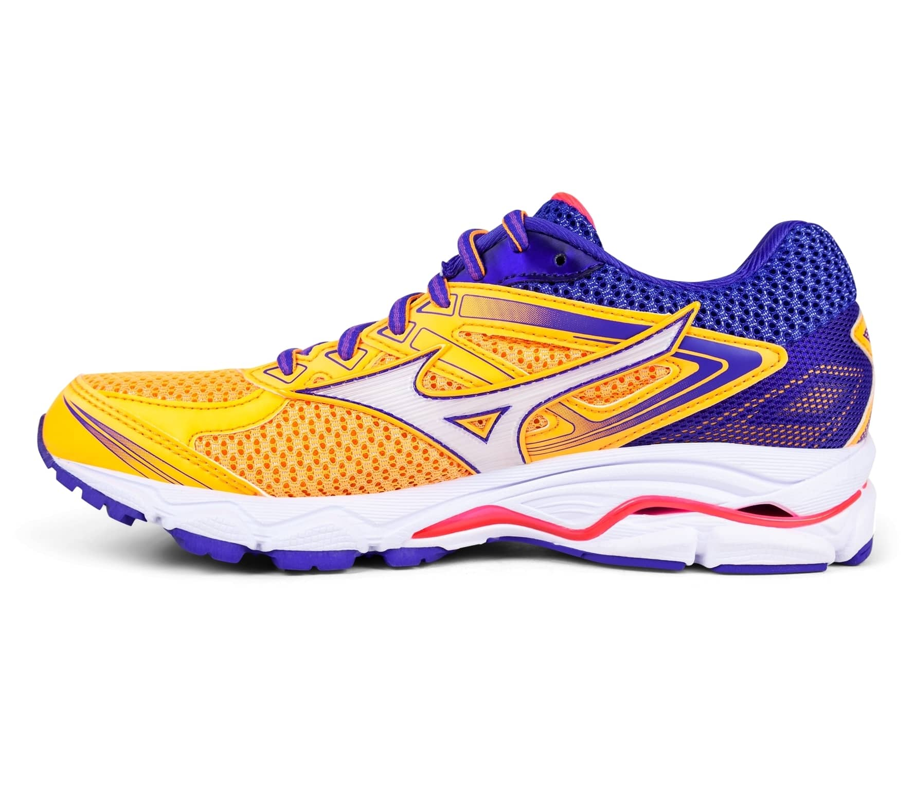 1fcad6f45b127 Mizuno - Wave Ultima 8 women's running shoes (red purple) - buy it ...