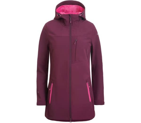 ICEPEAK Bloomer Women Softshell Jacket - 1