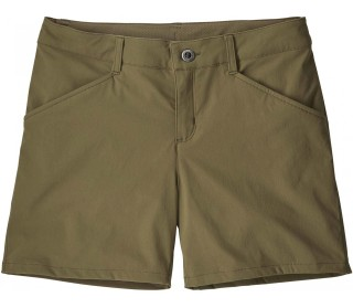 Patagonia Quandary Damen Funktionsshorts