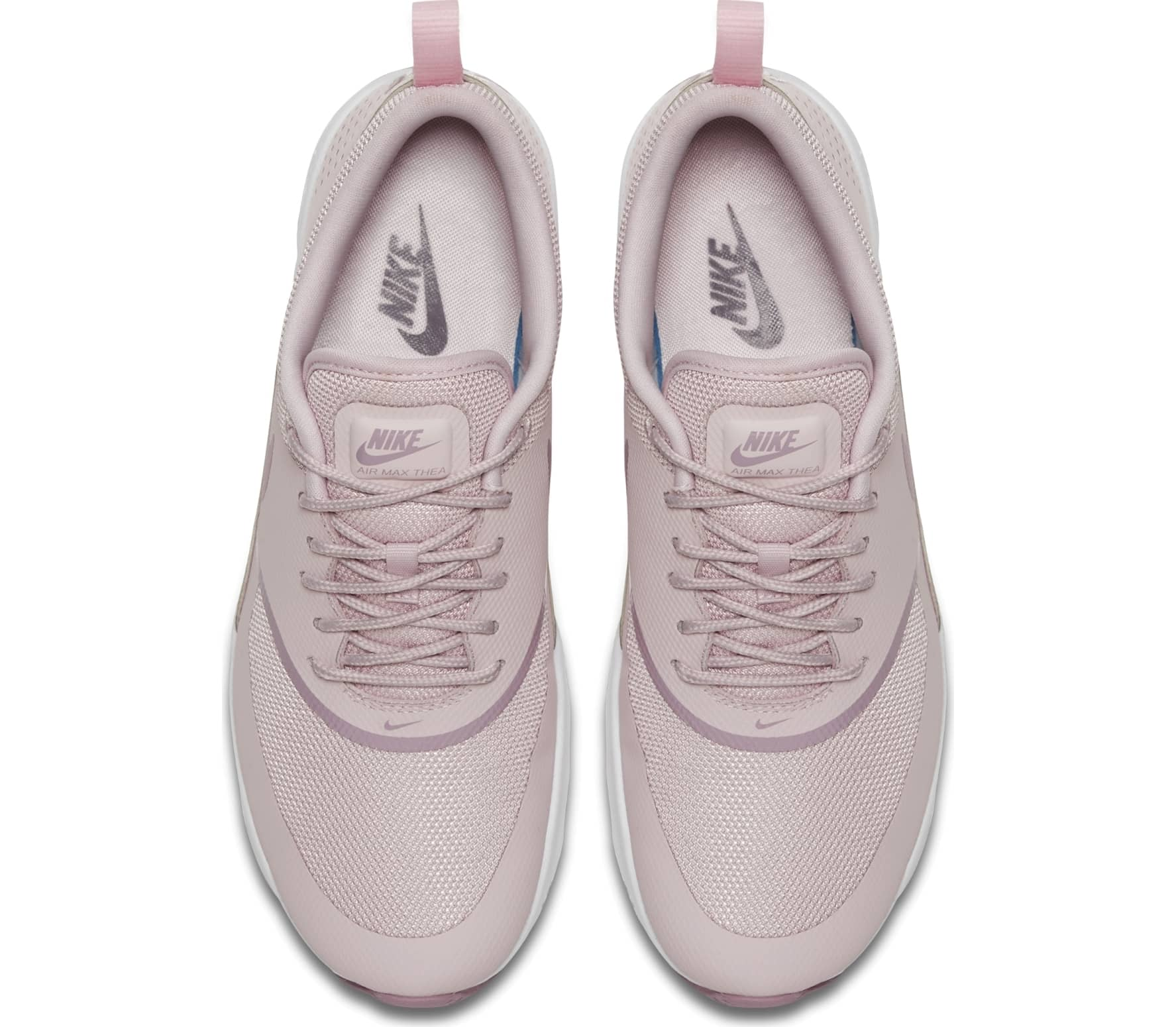 timeless design 54fe0 d7c4a Nike - Air Max Thea women s running shoes (pink white)
