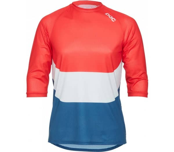 POC Essential Enduro 3/4 Light Hommes Maillot - 1