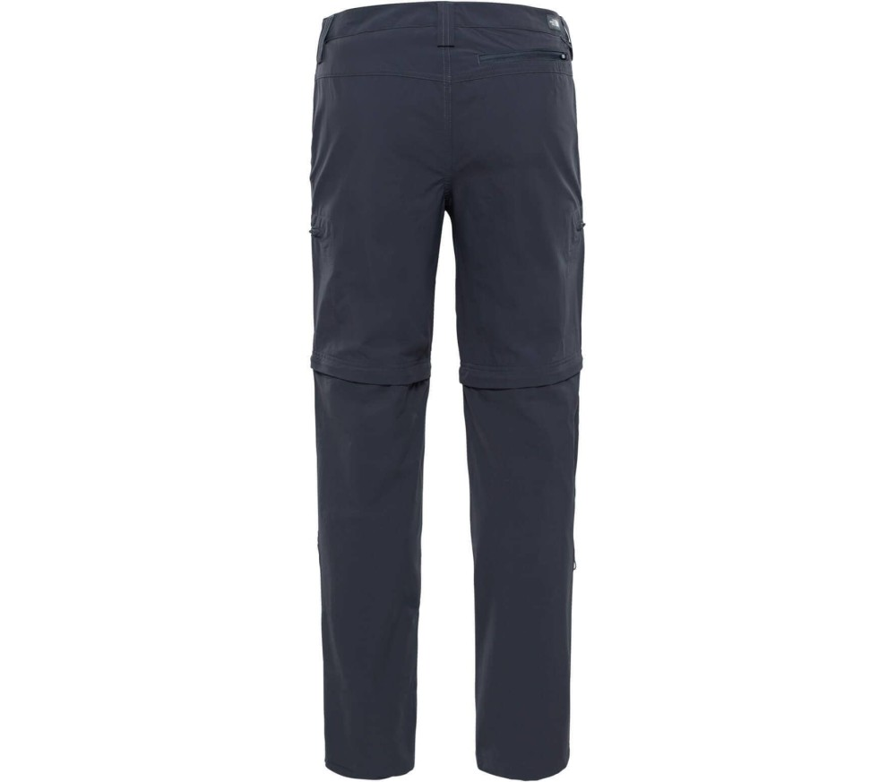 The North Face Exploration Convertible Men silver