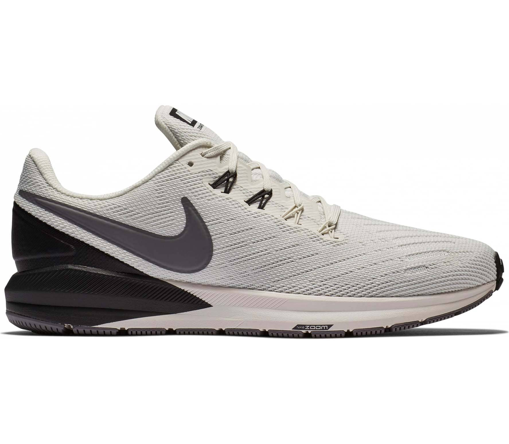 new arrival 7160e 910d8 Nike Air Zoom Structure 22 Men Running Shoes white
