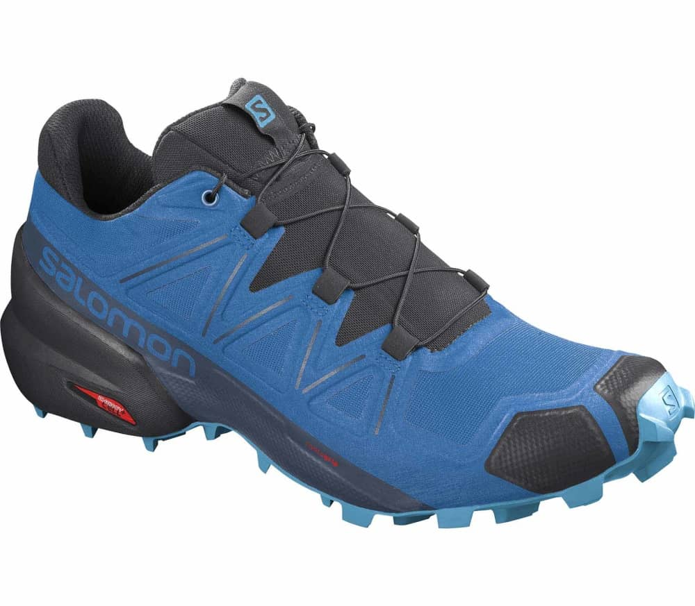 SALOMON Speedcross 5 GORE-TEX Men Trailrunning Shoes (blue black) 125,90 €