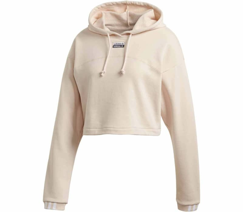 Cropped Femmes Sweat à capuche