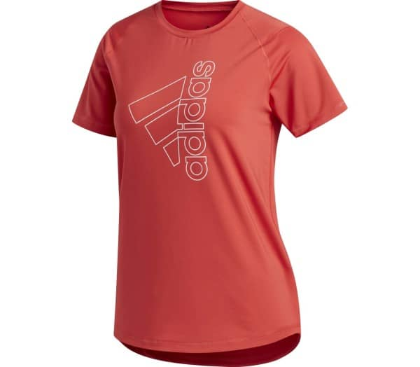 ADIDAS Tech Badge Of Sport Women Training Top - 1