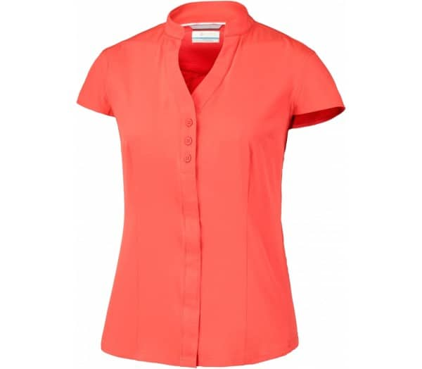 COLUMBIA Saturday Trail Stretch SS Mujer Camiseta - 1