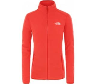 The North Face 100 Glacier Damen Fleecejacke