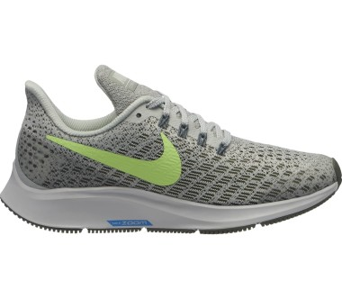 Nike Air Zoom Pegasus 35 Junior Laufschuh Children silver