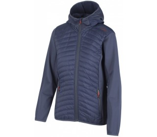 CMP Fix Hood Hybrid Women Softshell Jacket