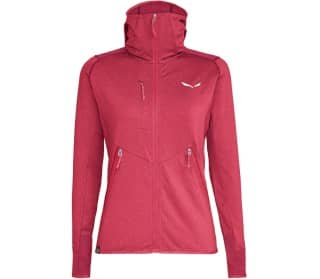 Salewa Agner Hybrid Polarlite Durastretch Women Fleece Jacket