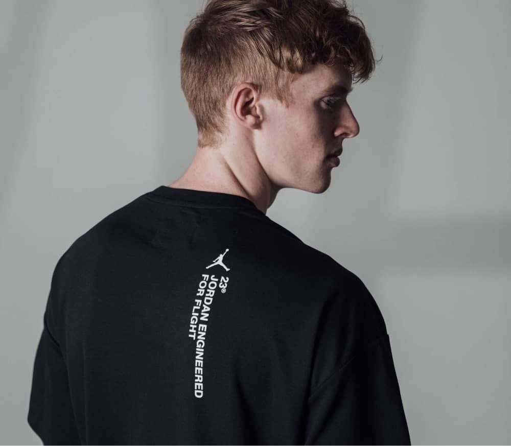 23 Engineered Heren T-Shirt
