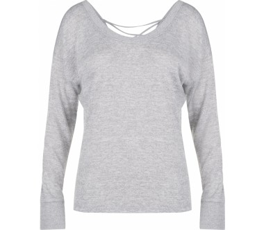 Lorna Jane - Marcy long-sleeved women's training top (grey)