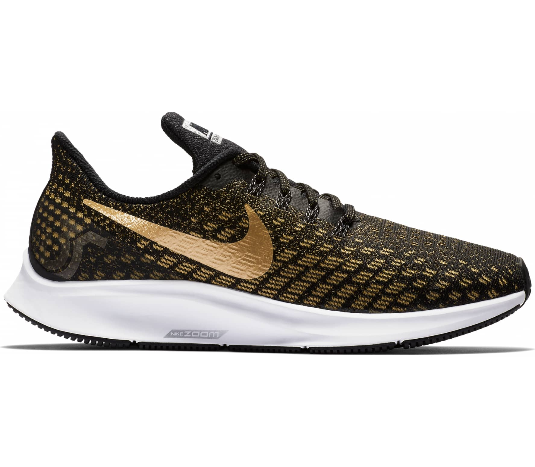 buy online f6ea7 ca737 Nike - Air Zoom Pegasus 35 womens running shoes (blackgold)