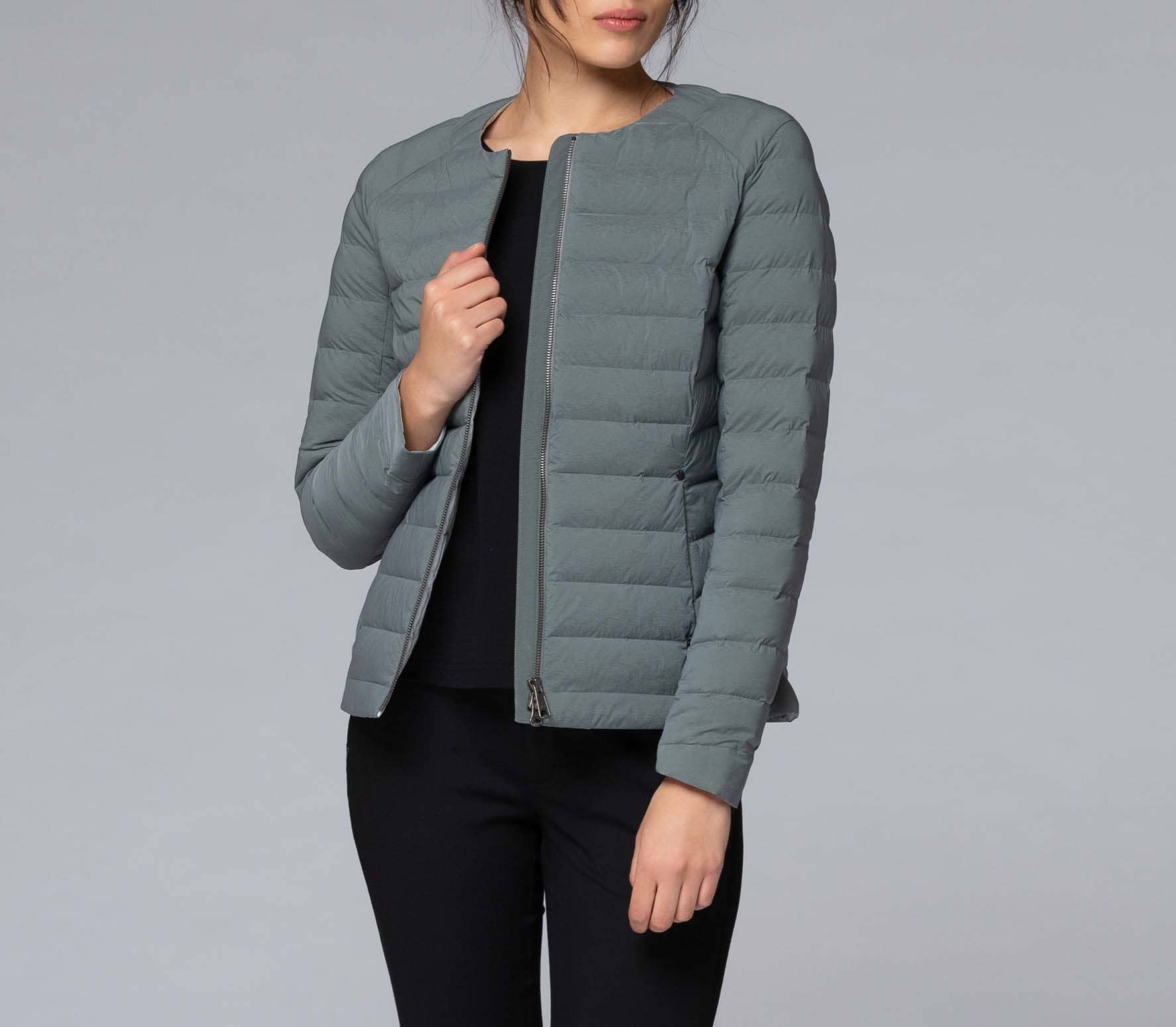 Lightweight Women Down Jacket