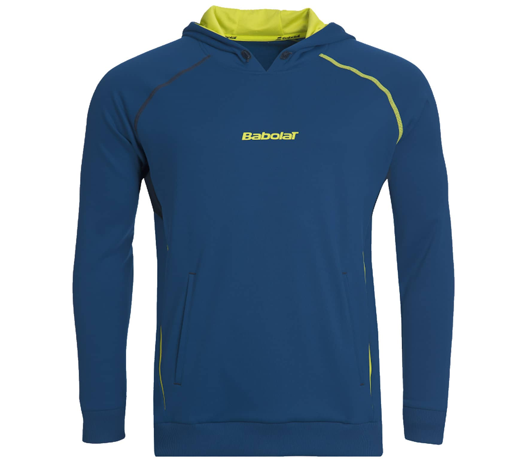 babolat match performance junior pullover blau im online shop von keller sports kaufen. Black Bedroom Furniture Sets. Home Design Ideas